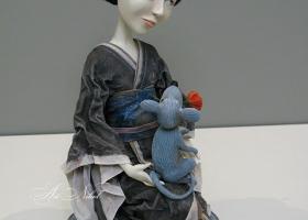 Лялька Гейша