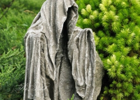 Садова скульптура Мандрівник